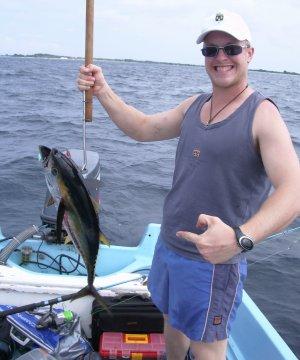La pêche à belarousi et les cordages